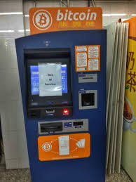 Bitcoin Teller Machine